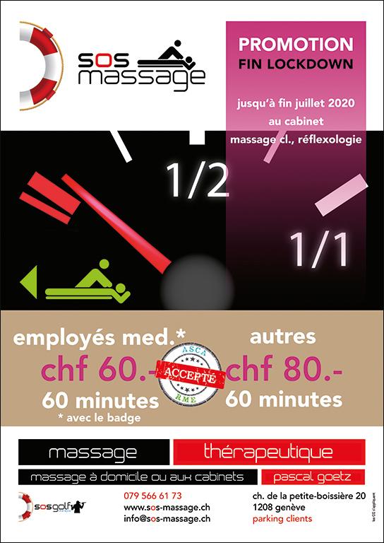 SOS-Massage vous remercie!