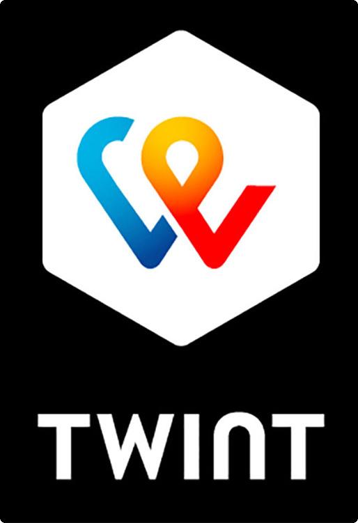 Jetzt mit TWINT bargeldlos bezahlen